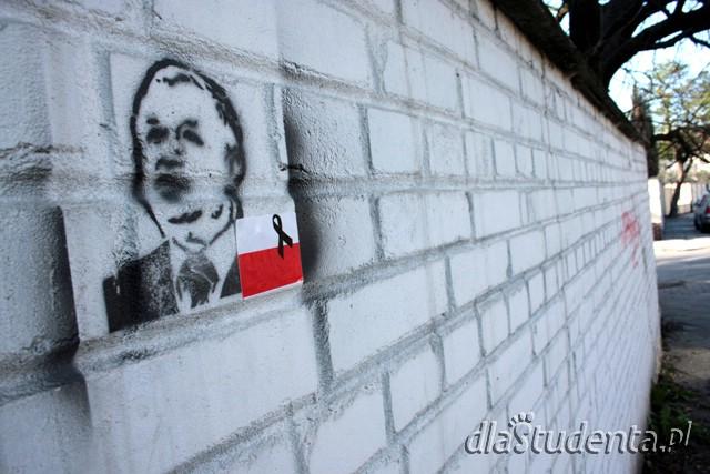 Żałoba nardowa na Krakowskim Przedmieściu