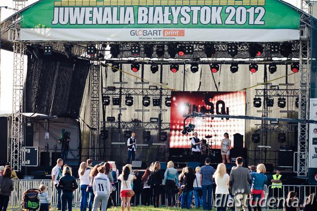 Dzie� Niebieski - koncerty - Bia�ystok