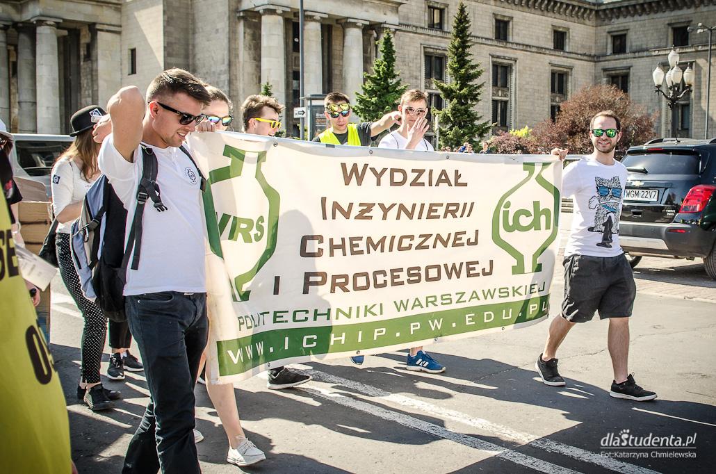 Wielka Parada Studentów 2017 - zdjęcie nr 1365179