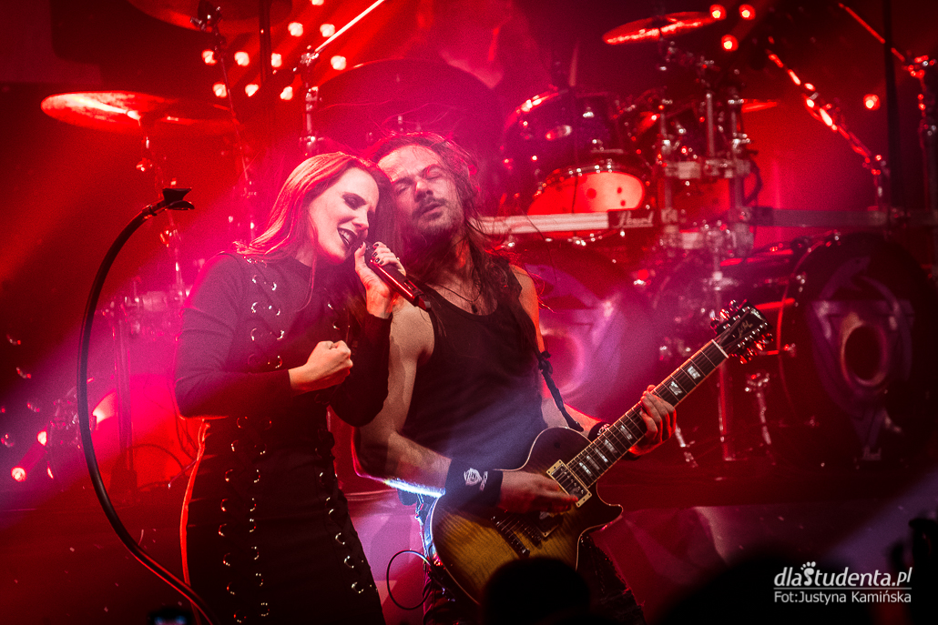 Epica + Vuur + Myrath - zdjęcie nr 1404671