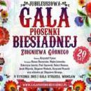 Jubileuszowa Gala Piosenki Biesiadnej Zbigniewa G�rnego - Wroc�aw