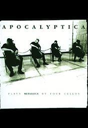 """APOCALYPTICA - """"Plays Metallika by four cellos""""  - Wroc�aw"""
