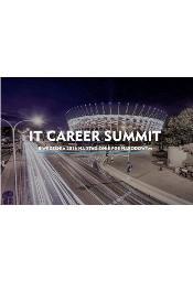IT Career Sammit- targi pracy IT