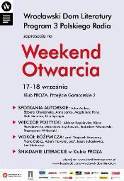 Otwarcie Domu Literatury we Wroc�awiu - Wroc�aw