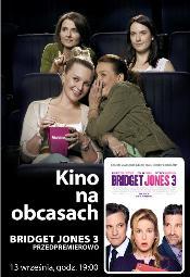 Kino na Obcasach: Bridget Jones 3