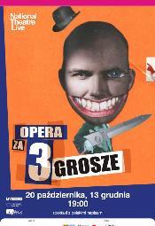 Opera za trzy grosze z National Theatre