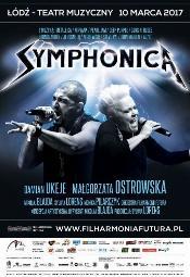 """Koncert """"Symphonica""""  w Łódzkim Teatrze Muzycznym"""