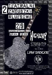 II Teatralne Zaduszki Bluesowe