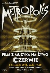 METROPOLIS Fritza Langa z muzyk� na �ywo - Wroc�aw