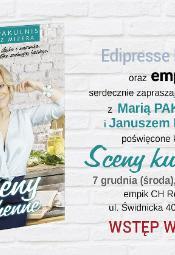 Spotkanie z Marią Pakulnis i Januszem Mizerą - Wrocław