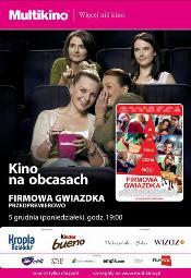 """""""Firmowa gwiazdka"""" przedpremierowo w cyklu Kino na Obcasach"""