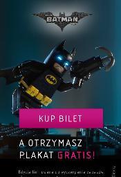 LEGO BATMAN: FILM - przedpremierowe pokazy