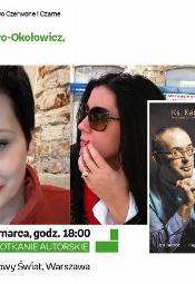 Spotkanie z Kapsydą Kobro-Okołowicz, Izą Bartosz