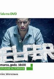 Belfer - premiera DVD i spotkanie z gwiazdami obsady