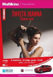 """""""Święta Joanna"""" z Gemmą Arterton"""