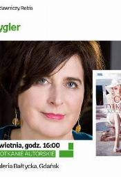 Spotkanie z Hanną Cygler