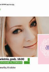 Nie gub Boga w wielkim mieście - premiera książki i spotkanie z Katarzyną Olubińską