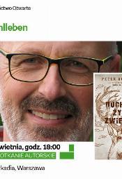Spotkanie z Peterem Wohllebenem