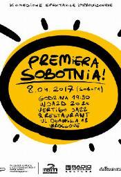 Teatr Improwizacji IMPROKRACJA: Premiera Sobotnia