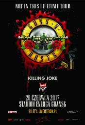 Guns N' Roses + Killing Joke + Virgin