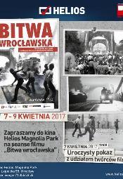 """Wyjątkowy pokaz filmu """"Bitwa Wrocławska"""""""