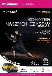 """""""Bohater naszych czasów"""" z Teatru Bolszoj"""