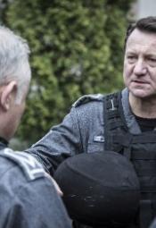 """Film """"Konwój"""" oraz spotkanie z Robertem Więckiewiczem w kinie Forum"""