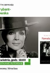 """""""Pamelo żegnaj"""" - spotkanie z Izabellą Skrybant-Dziewiątkowską"""