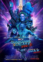 """""""Strażnicy galaktyki 2"""" - pokazy przedpremierowe w Cinema City"""