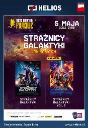 Minimaraton Strażników Galaktyki w HELIOSIE