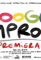 Teatr Improwizacji IMPROKRACJA: Google Improv [premiera!] - Wrocław