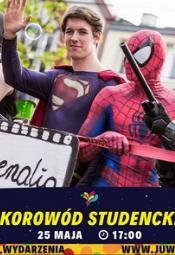 Juwenalia Szczecin 2017: Korowód Studencki