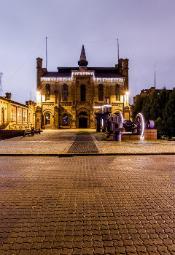 Noc Muzeów: Gazownia Warszawska