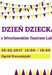 Dzień Dziecka z Wrocławskim Teatrem Lalek - Wrocław