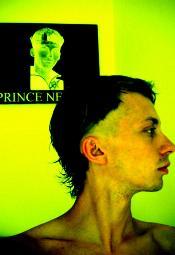 Spektakl performatywny Prince'a Negatifa: CRASH. Kolekcja zderzeń