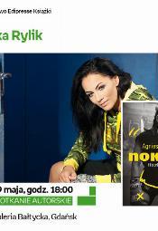 Agnieszka Rylik - spotkanie autorskie