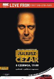"""""""Julisz Cezar"""" z Royal Shakespere Company w Multikinie"""