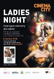 """""""Ponad wszystko"""" w cyklu Ladies Night"""