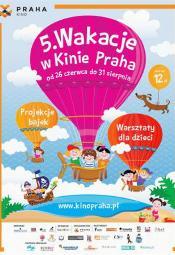 5. Wakacje w Kinie Praha - Warszawa