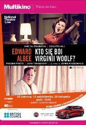 Kto się boi Wirginii Woolf? w Multikinie