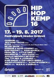 Hip Hop Kemp 2017 - Dzień 2