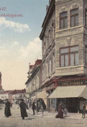 Kresy południowo-wschodnie na przedwojennej pocztówce
