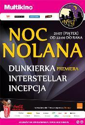ENEMEF: Noc Nolana w Multikinie