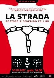 """""""La Strada"""" w kinie Forum"""