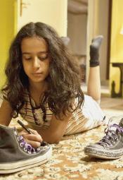 Letnie Tanie Kinobranie: Dziewczynka w trampkach