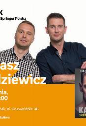 Łukasz Kadziewicz w Empiku