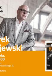 Marek Krajewski w krakowskim empiku
