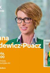 Tatiana Mindewicz-Puacz - spotkanie autorskie