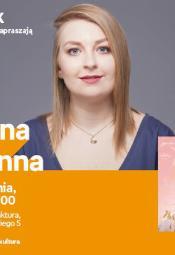 Panna Joanna - spotkanie autorskie