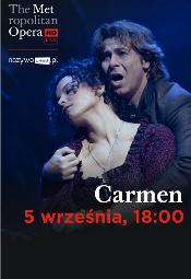 """Carmen"" w ramach The Met: Live in HD w Multikinie"